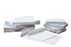 Enveloppen voor briefpost