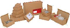 Verzend verpakkingen
