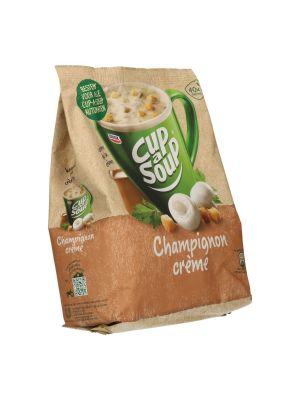 Cup-a-soup champignon t.b.v. automaat