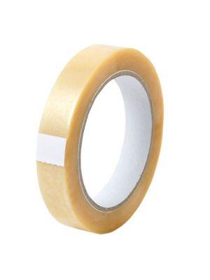 Tape PVC transparant 19 mm x 66 mtr
