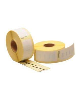 Dymo 11352 compatible labels 54 x 25 mm blanco permanent, 500st rol