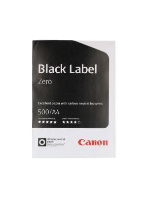 Canon kopieerpapier A4 75 grams wit Black Label Zero