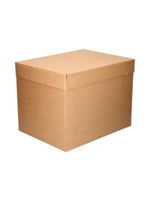 Doos isolatie 400x300x300 eco coolbox losse deksel compleet