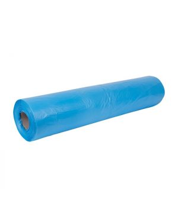 Vel HDPE 10my 98 X 98 cm blauw