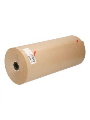 Natron papier gestreept bruin 70 gr 50 cm