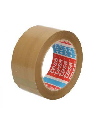 tesa® tape PVC 4124 bruin 50 mm x 66 mtr 46 µm