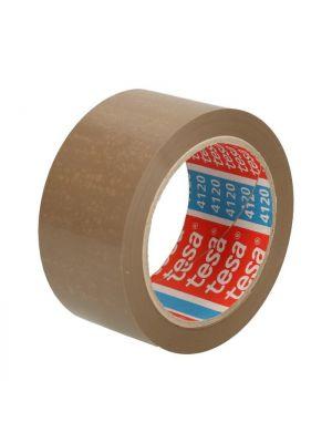 tesa® tape PVC 4120 bruin 50 mm x 66 m 49my