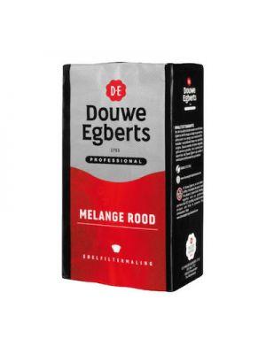 Snelfilterkoffie De Rood 250 gram