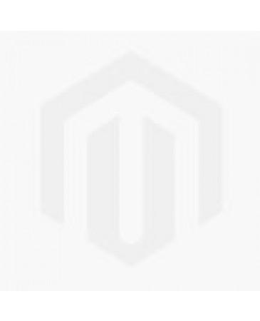 Draagtas papier blauw 22 + 2  x 5 x 36 cm