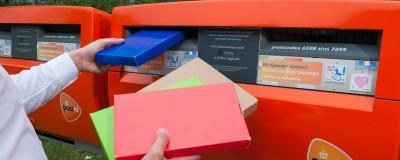 Hoe verstuur je pakjes die door de brievenbus passen?