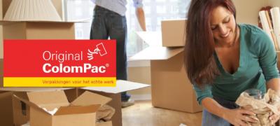 De volgende stap in je verpakkingen met ColomPac®