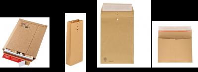 Voor alle verpakkingsvraagstukken een oplossing met onze enveloppen