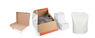 Verzendverpakkingen voor kleding