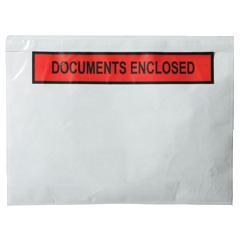 Paklijstenveloppen (dokulops)